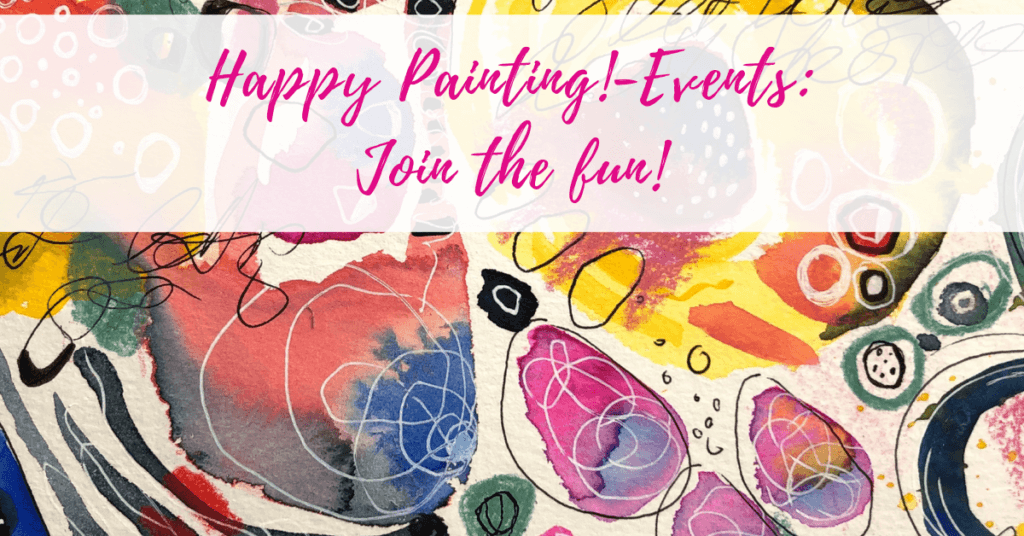Happy Painting Malevent: Sei dabei!