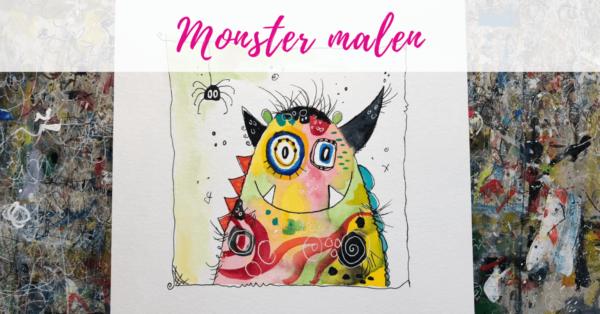 Monster malen