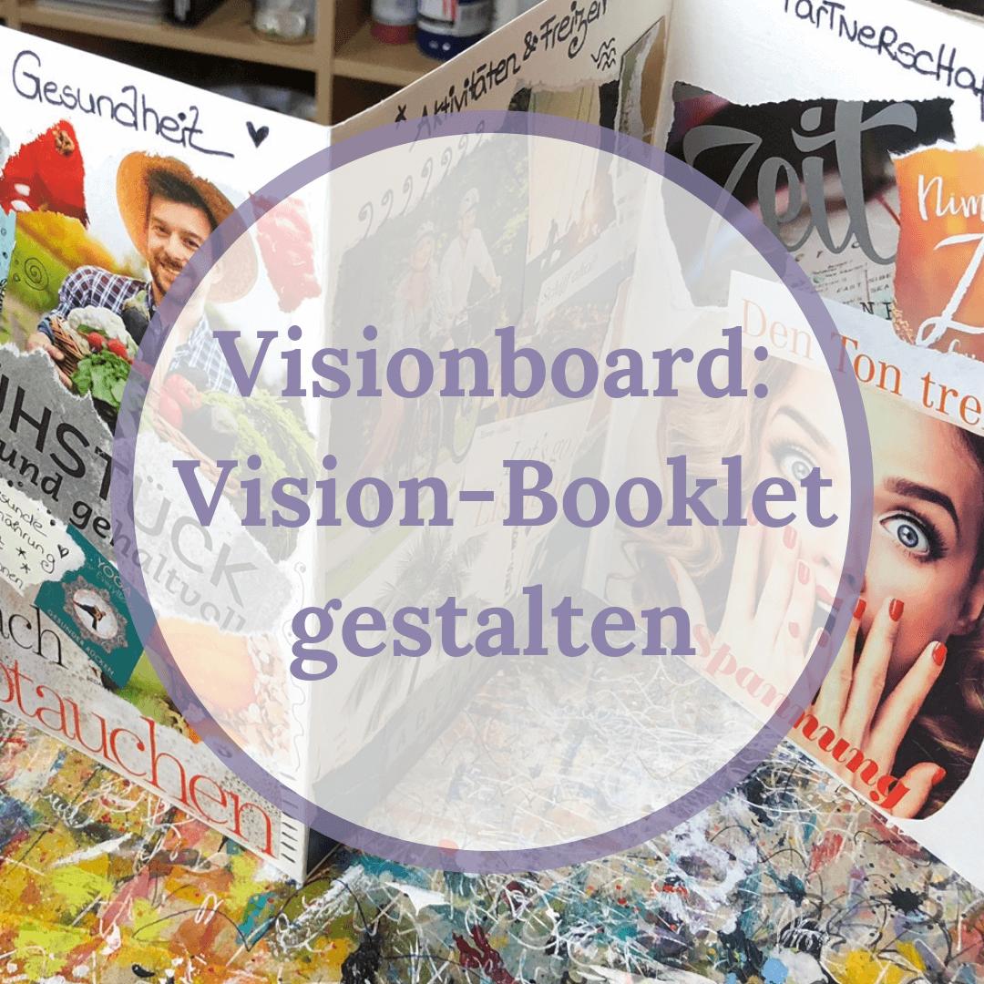 Visionboard erstellen