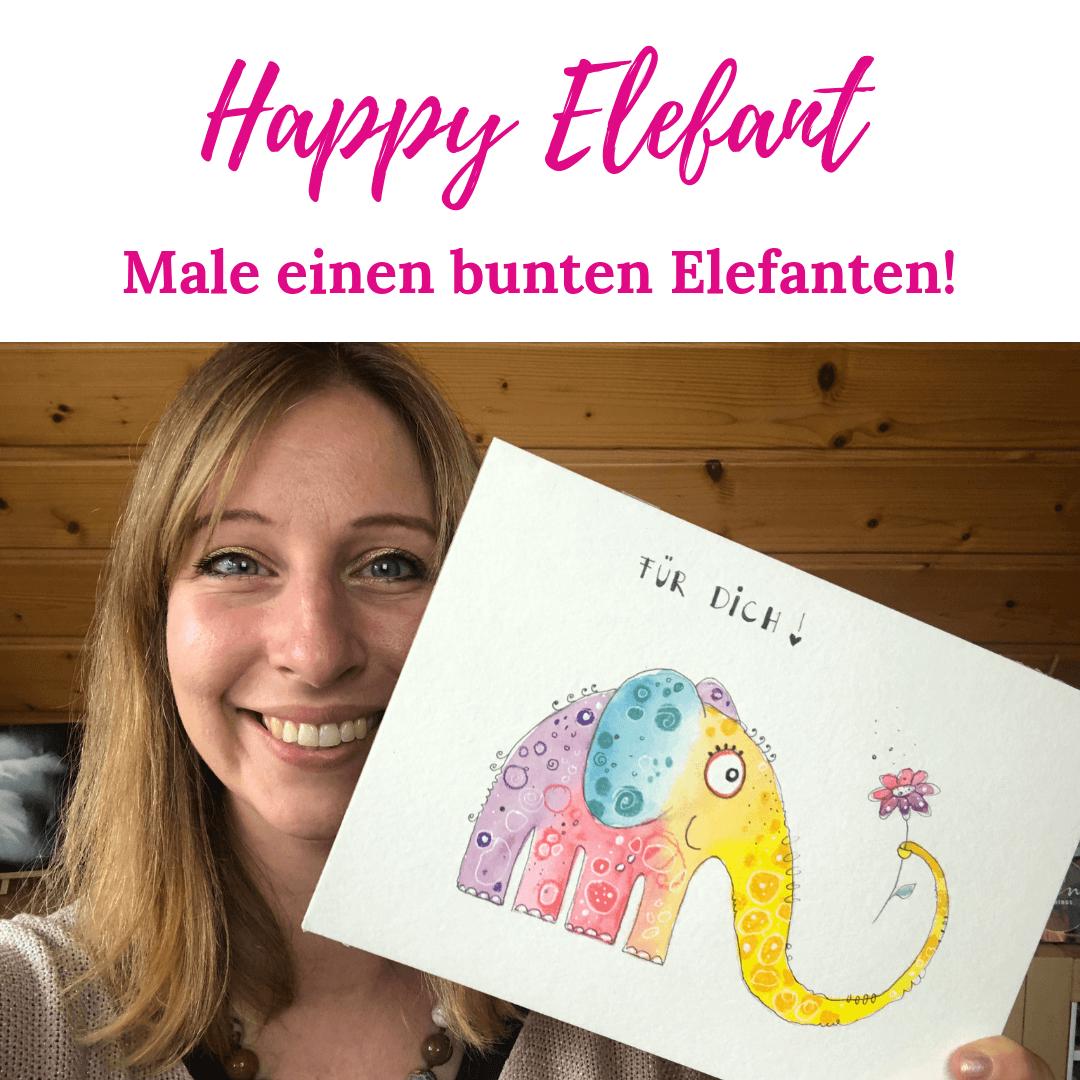 Happy Elefant Minikurs