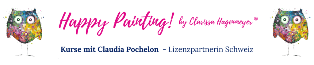 Happy Painting! Claudia Pochelon