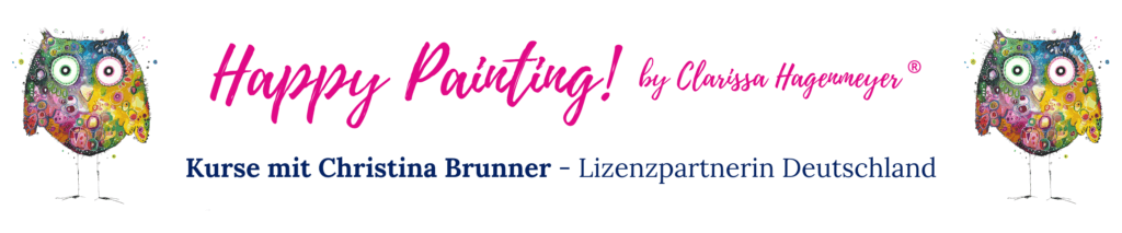 Happy Painting! Christina Brunner