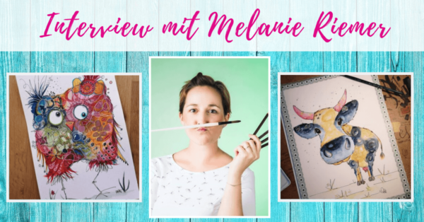 Happy Painting Melanie Riemer