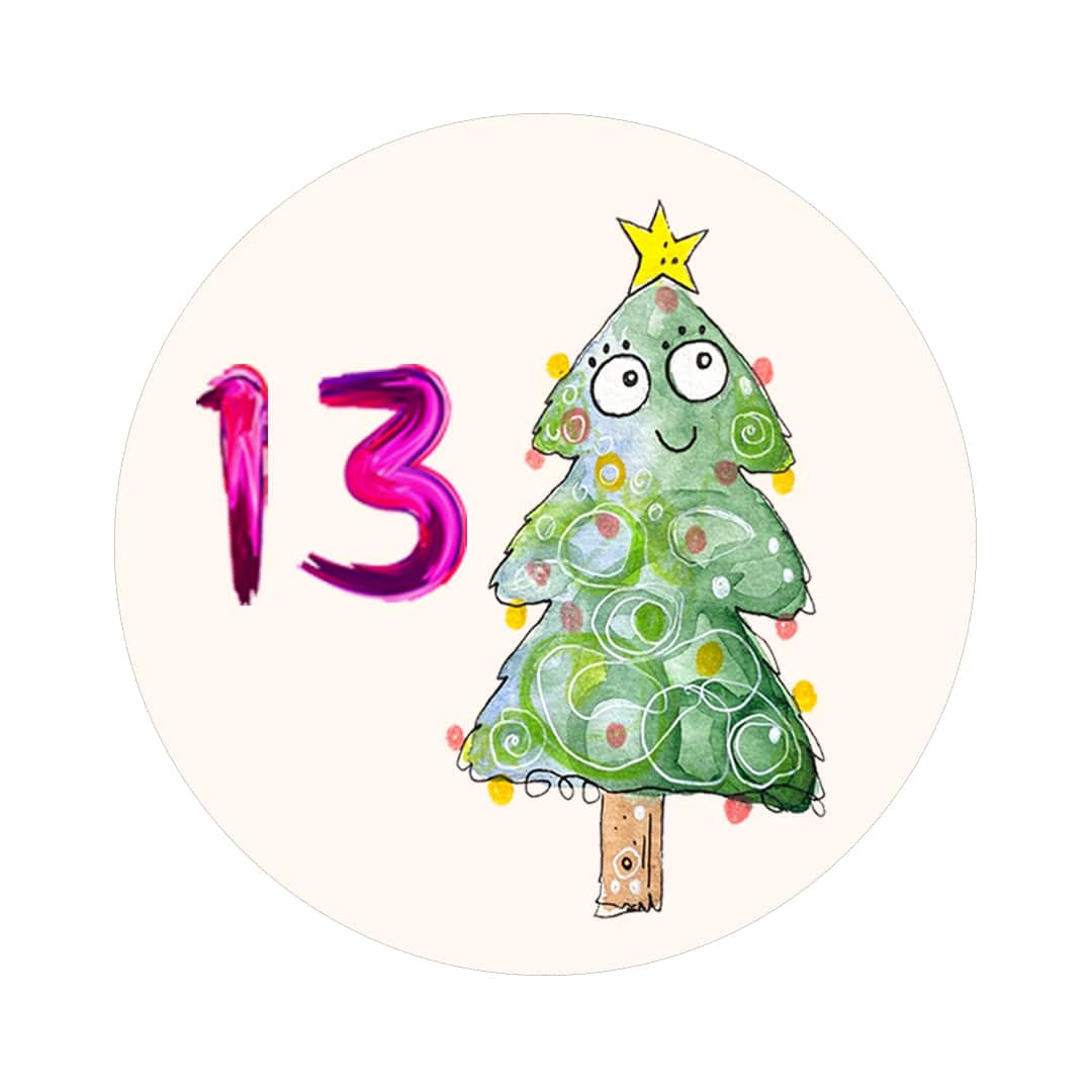 Kreativer Adventskalender Tag 13