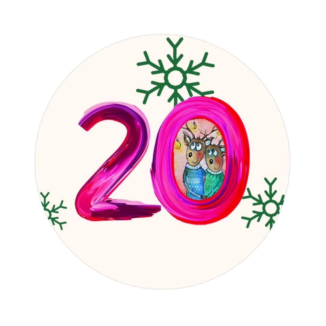Kreativer Adventskalender Tag 20