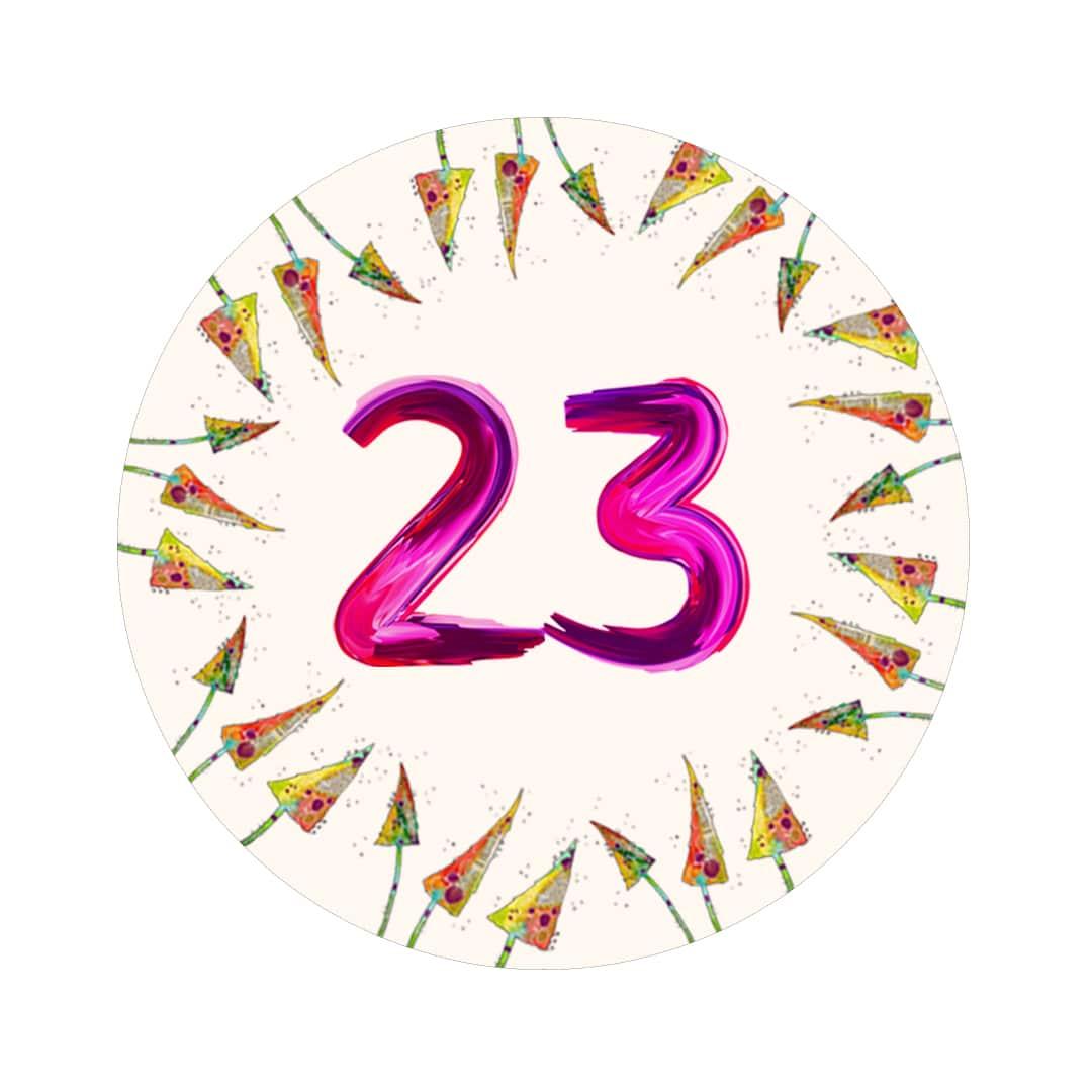 Kreativer Adventskalender Tag 23