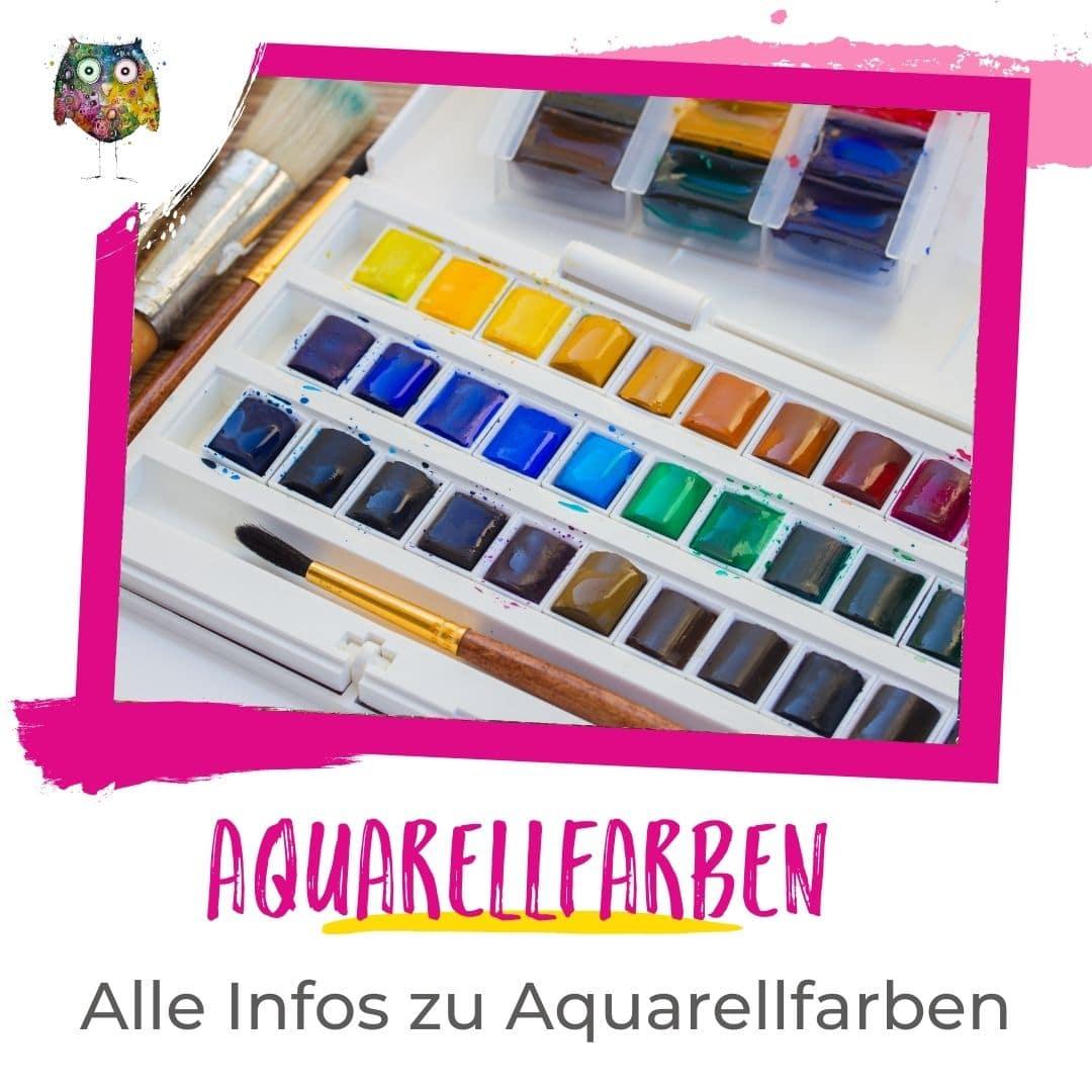 Aquarellfarben Ratgeber