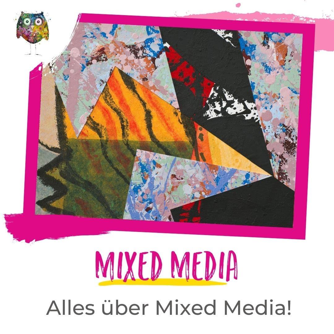 Mixed Media Tipps und Tricks