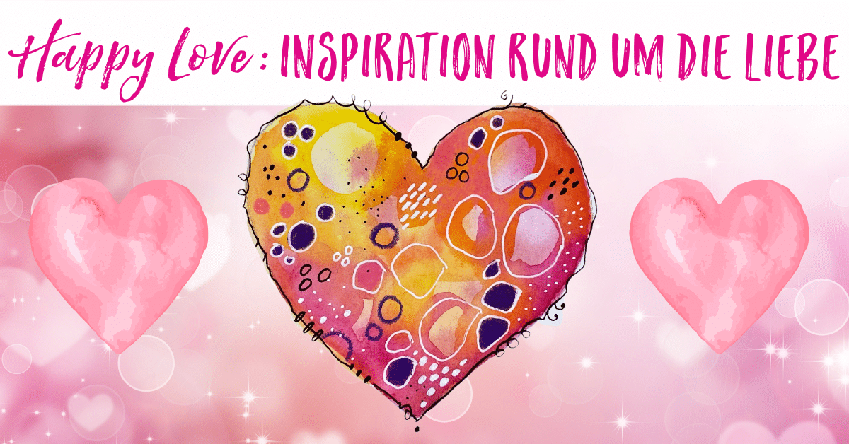 Herz malen Liebe malen