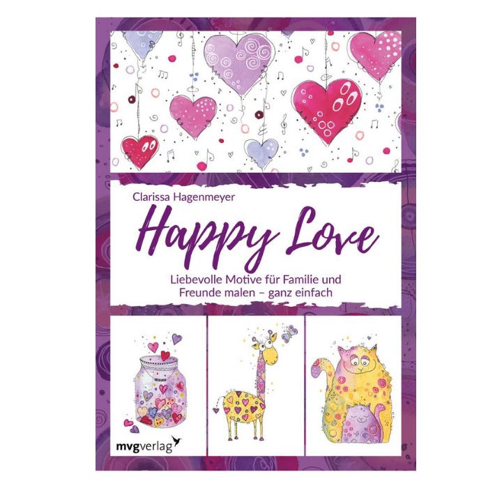 Happy Love Buch