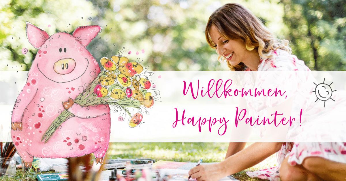 Willkommen bei Happy Painting!