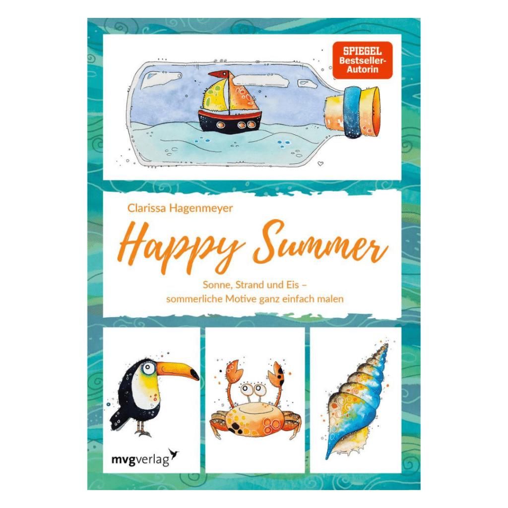 Happy Summer Buch Clarissa Hagenmeyer
